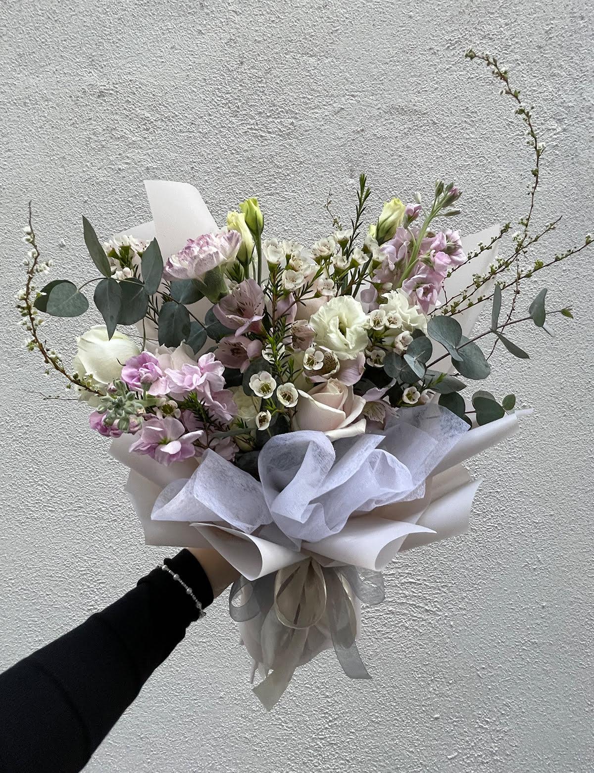 kl flower bouquet